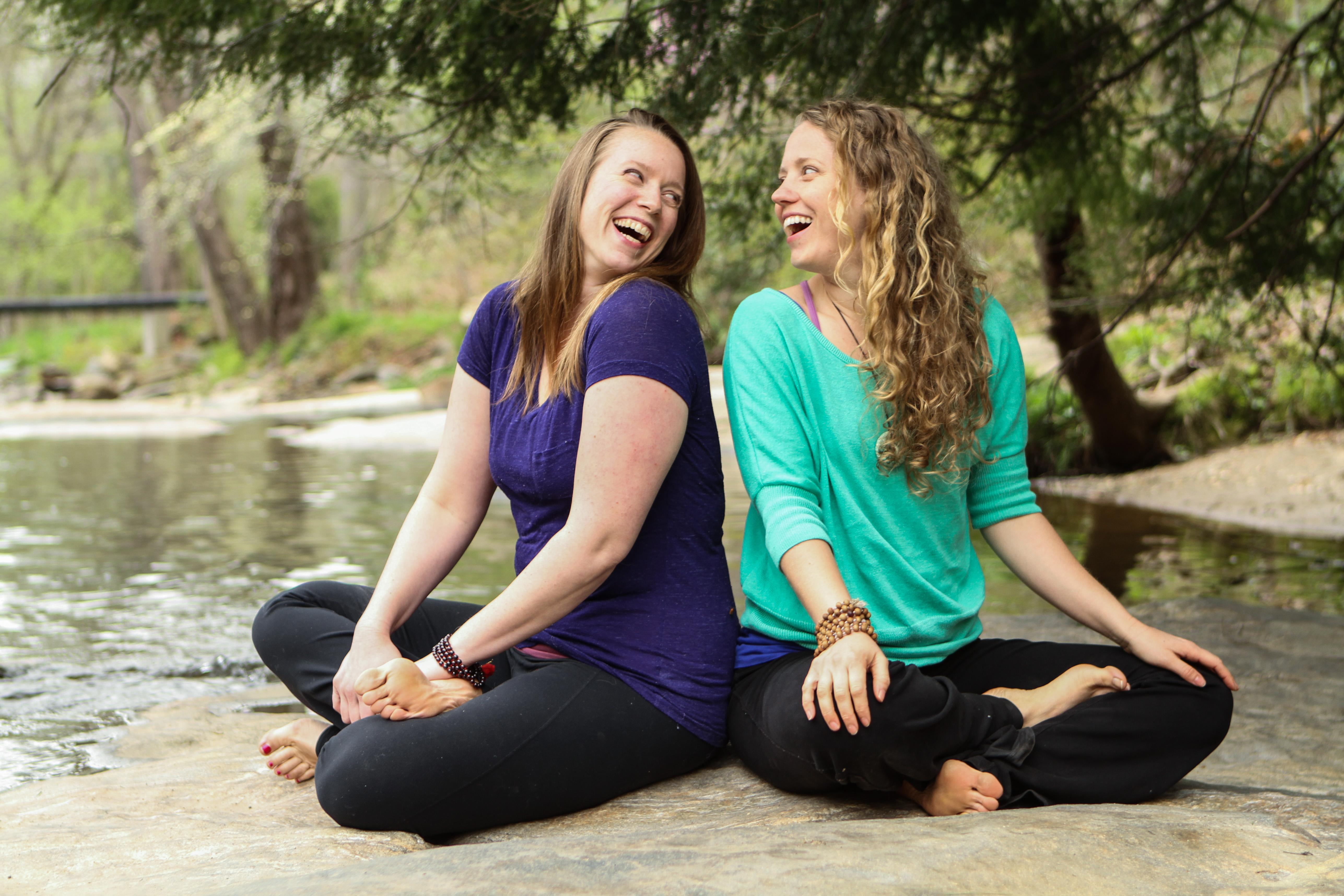 Yoga for Trauma w/ Anna & Becca