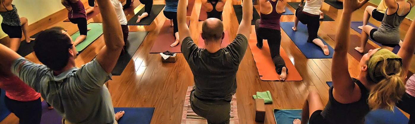Join our Yogathon!