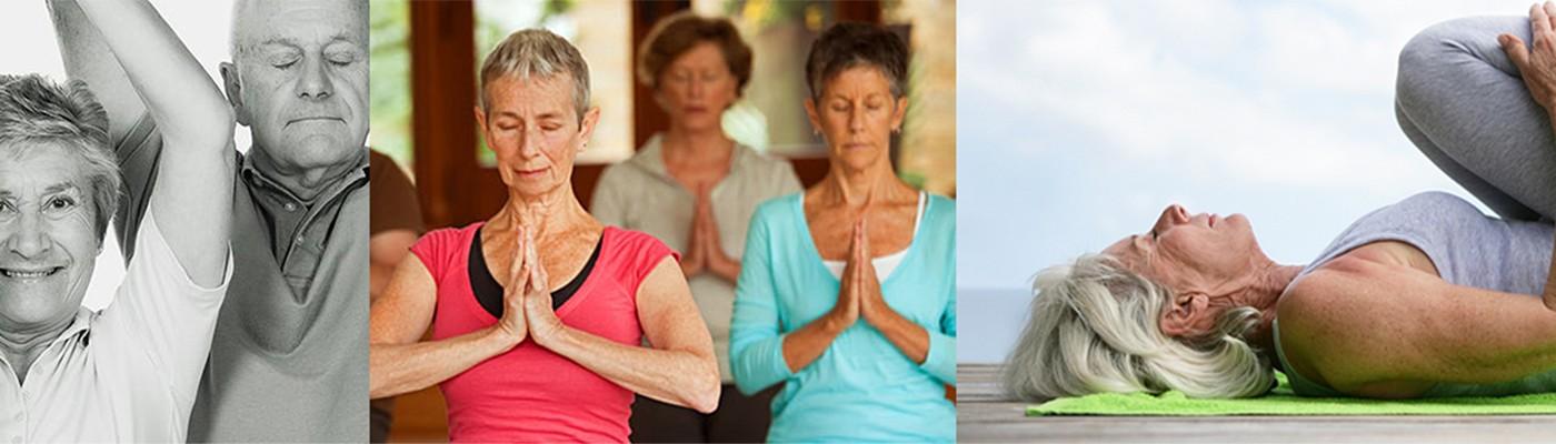 Continuing Education: Teaching Yoga for Seniors