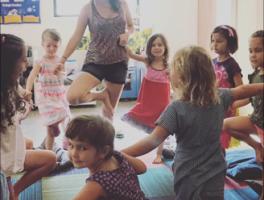 Creative Kids Yoga & Art Series with Emma