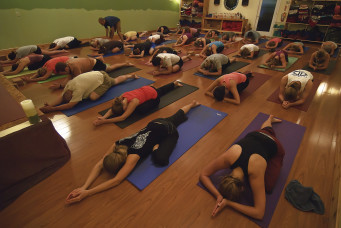 Asheville Community Yoga ~ How it all began