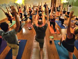 Asheville Community Yoga's Second Yogathon