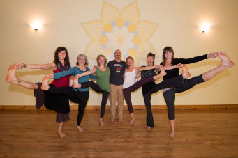 December Teacher of the Month – Asheville Community Yoga Staff Members!!!