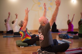Truly Donation-Based Yoga—No Minimum, All Love
