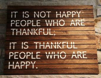 In Gratitude for Community
