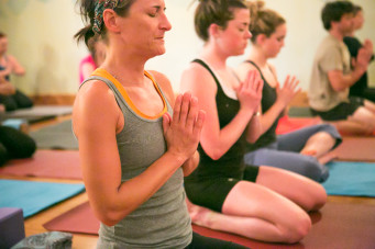 Support The Gift of Yoga In Our Community with a Tax-Deductible Donation