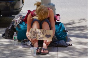 Taking It To the Streets ~ The Yoga of Service: Outreach to the Homeless Population