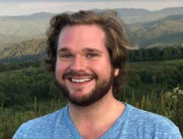 December Volunteer of the Month: Christian Samuels