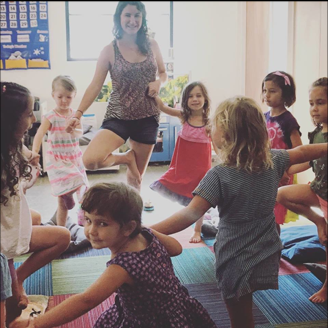 Asheville Kids Yoga & Art Series with Emma