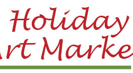 Holiday Art Market is Back!