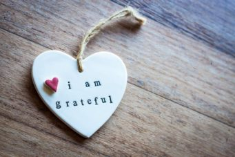 November 2017: Cultivating an Attitude of Gratitude