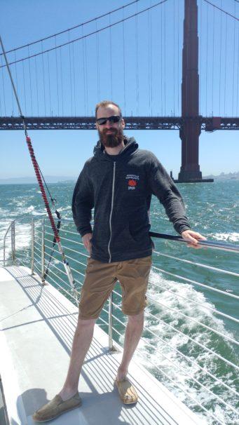 Ryan Tibbs, Maintenance Coordinator