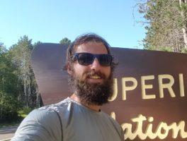 March 2018: Volunteer of the Month Joe Weaver
