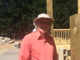 May 2018 Volunteer of the Month: Joey Lunsford