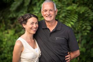 Smart Yoga Using Alexander Technique Michèle and Eduardo