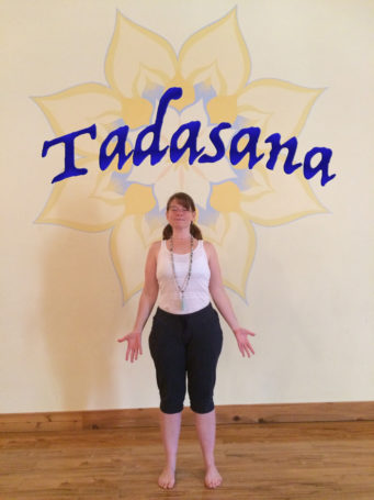 May 2018 Pose of the Month: Tadasana
