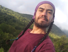June 2018 Volunteer of the Month Javier Baez