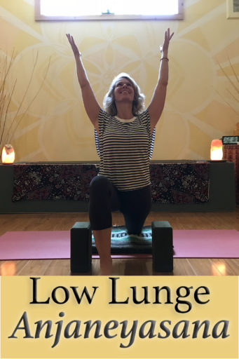 August 2018 Pose of the Month: Low Lunge