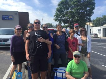 August Service Project – Takin' It to the Streets & Practicing Compassionate Communication