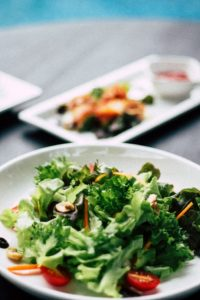 Green Salad, Healthy Food