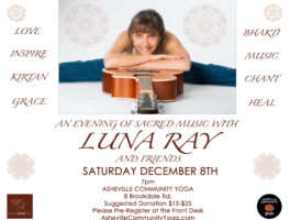 Kirtan with Luna Ray & Friends