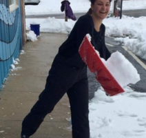 February 2019 Volunteer of the Month: Sarah Dew