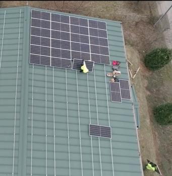 We're Going Solar!