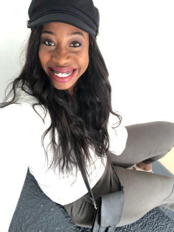 Zakiyyah Stewart, Front Desk Assistant