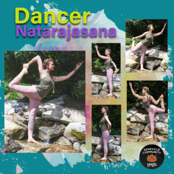 June Pose of the Month: Natarajasana