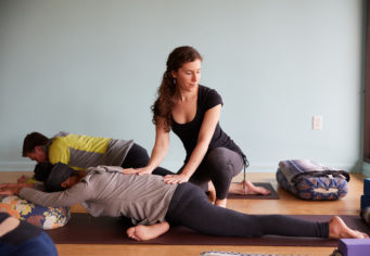 Yin Yoga & Acupuncture for the Summer with Maegan