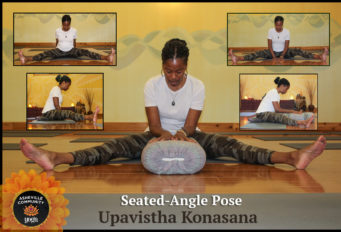 July Pose of the Month: Upavistha Konasana