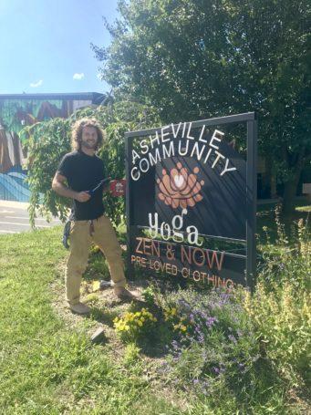 August 2019 Volunteer of the Month: Andrew Herbert