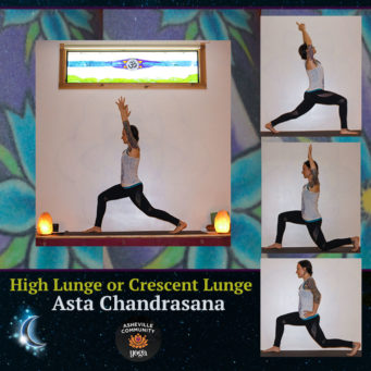 August 2019 Pose of the Month: Asta Chandrasana