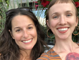 Yoga & Ayurveda for a Healthy Moon Cycle with Izzy & Jamie